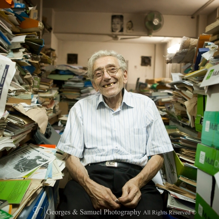 Robert Solomon, Born in Cairo, Egypt, in 19 October 1942 to an Armenian mother & a Chaldean father.